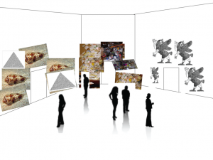 Abstract Exhibition Design